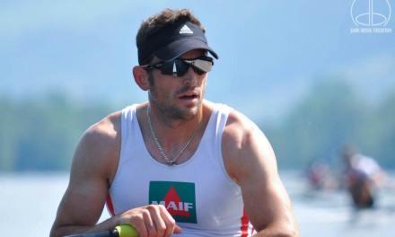 Le champion du monde d'aviron Stany Delayre prend sa retraite