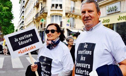 LuxLeaks : la condamnation du lanceur d'alerte annulée