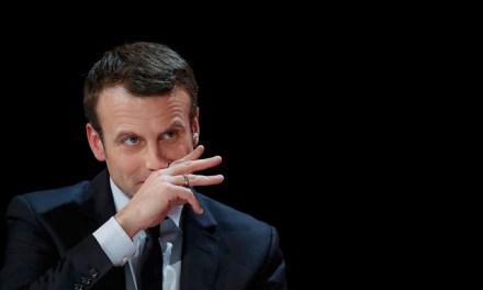 Macron en Chine : économie, environnement et … cheval