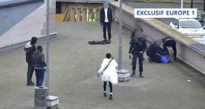 Affaire Théo : Europe 1 dévoile la vidéo de l'arrestation