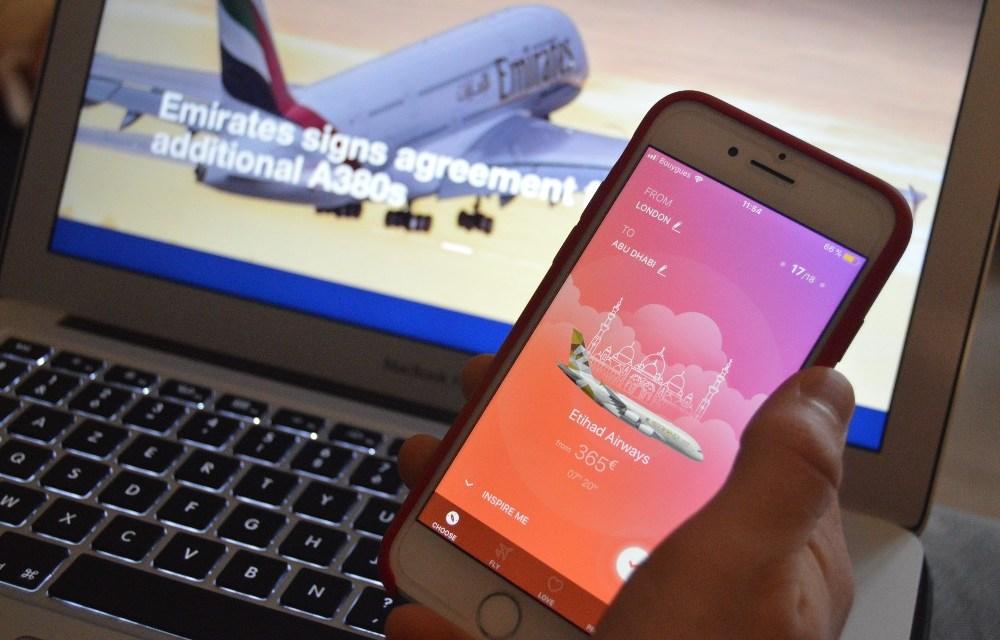 Airbus lance son appli de l'A380