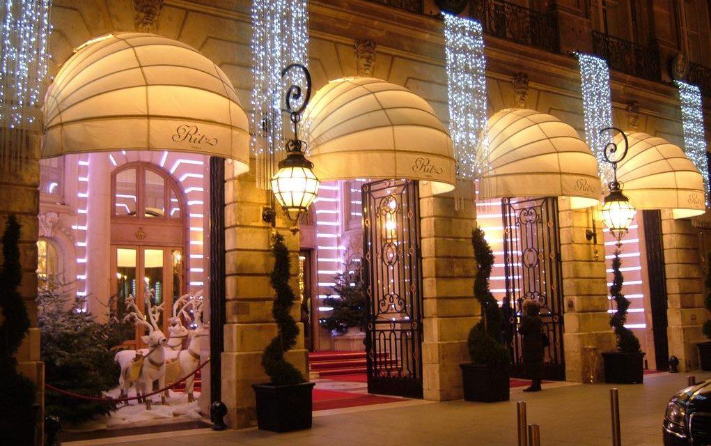 Braquage de la bijouterie du Ritz à Paris : un butin de 4 millions d'euros