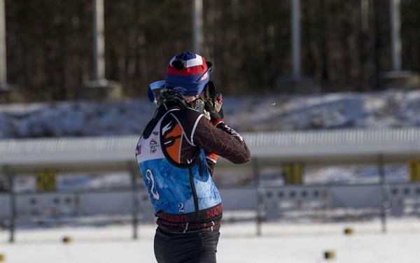 Biathlon : Laura Dahlmeier survole la finale et rentre dans l'histoire, Anaïs Bescond prend le bronze