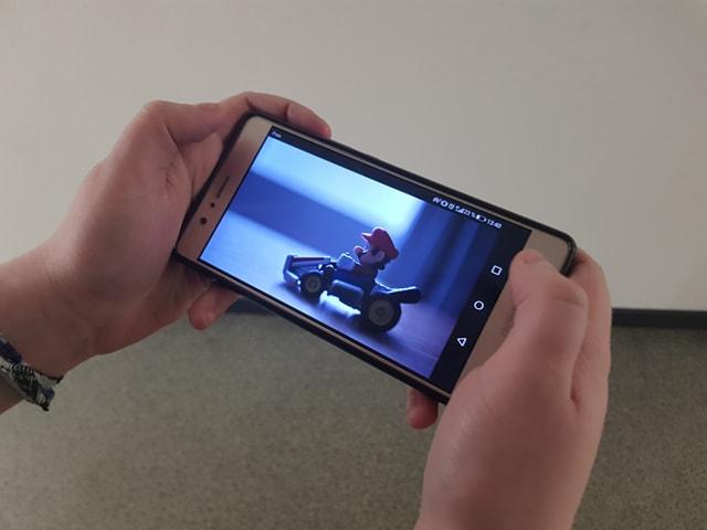 Mario Kart débarque sur Android