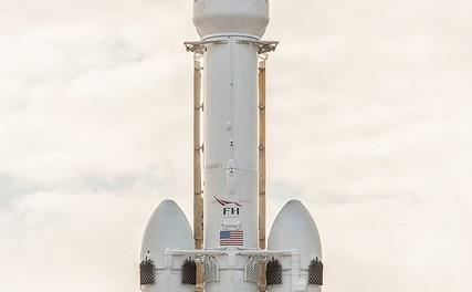 Avec la fusée Falcon Heavy, Elon Musk veut envoyer une voiture dans l'espace