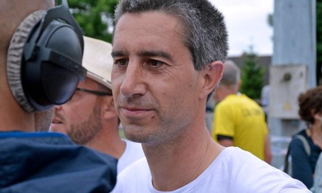 François Ruffin en soutien aux étudiants de l'Université Jean-Jaurès