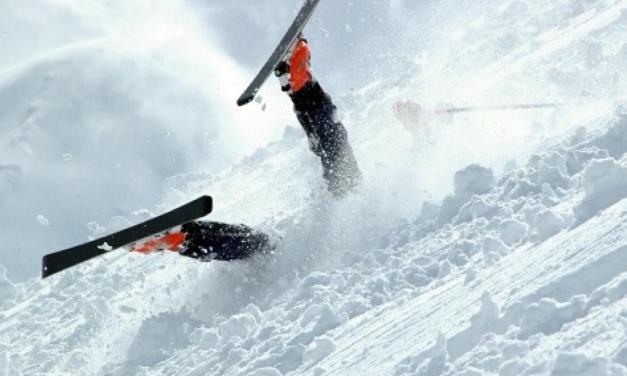 Jeux Olympiques d'hiver : notre sélection de chutes spectaculaires