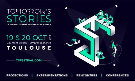Tomorrow's Stories Festival : l'innovation technologique au service des œuvres