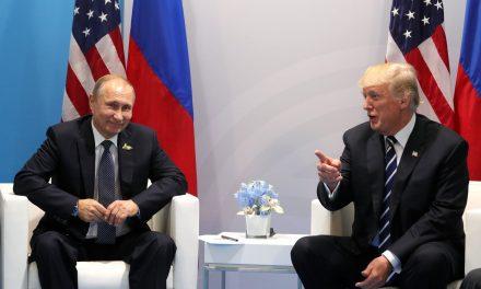 Trump et Poutine: les tensions montent