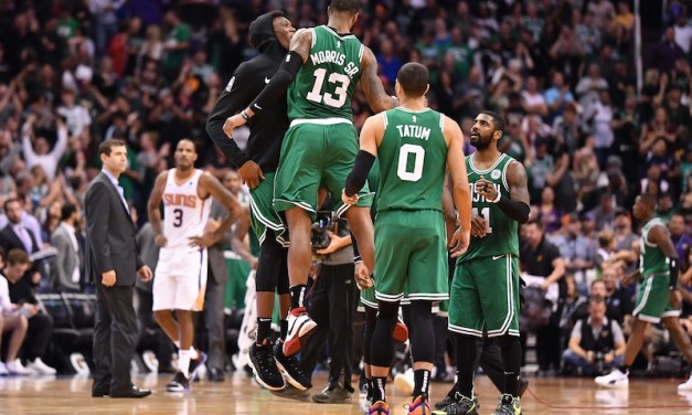 Basketball : Kyrie, roi du come-back