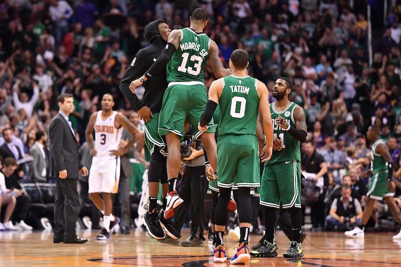 Basketball : Kyrie, roi du come-back
