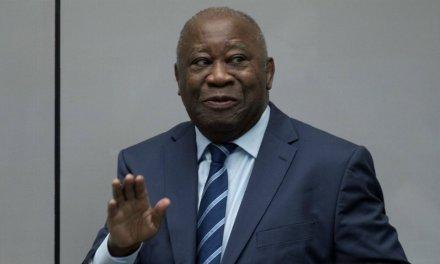Côte d'Ivoire : l'ex-président Laurent Gbagbo acquitté de crimes contre l'humanité