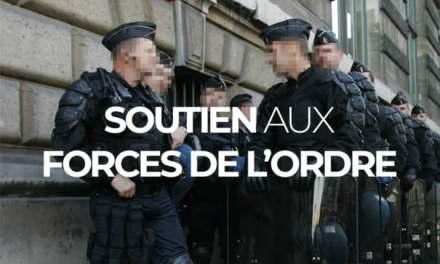 La cagnotte des forces de l'ordre atteint le million d'euros