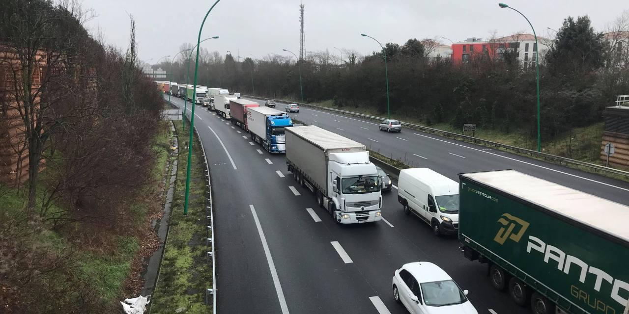 Situation rétablie au péage nord de Toulouse