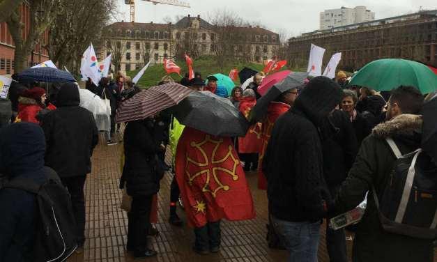 Toulouse : l'Occitan en danger, les enseignants mobilisés