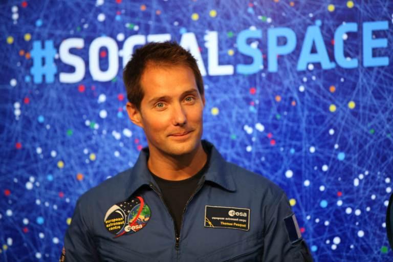 Thomas Pesquet va repartir dans l'espace en fin d'année 2020.
