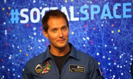 Nouveau voyage spatial pour Thomas Pesquet