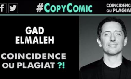Gad Elmaleh, une nouvelle fois accusé de plagiat