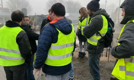 Les gilets jaunes retournent à Paris pour la première fois depuis le confinement