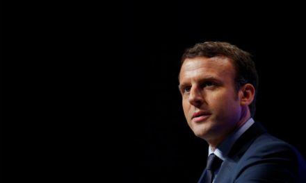 La popularité de d'Emmanuel Macron en hausse