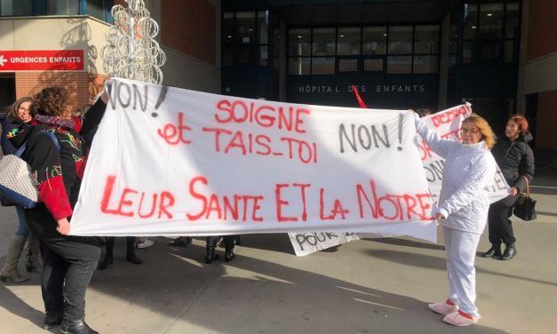 Grève : le CHU ne répond plus