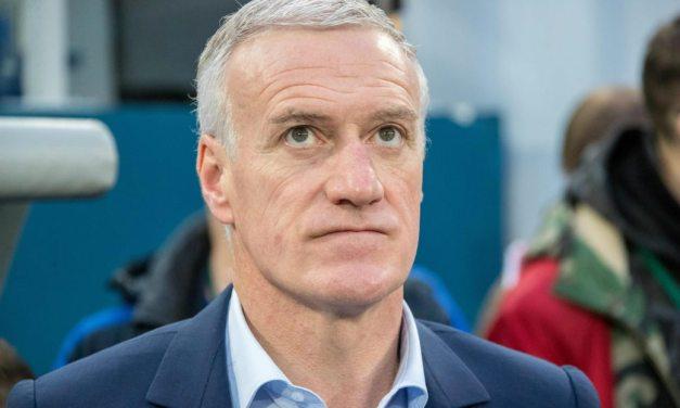 Didier Deschamps nommé entraîneur français de l'année