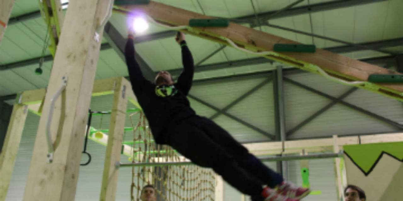 Ninja Warrior à Toulouse, c'est désormais possible