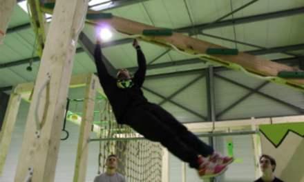 Ninja Warrior à Toulouse, c'est désormais possible