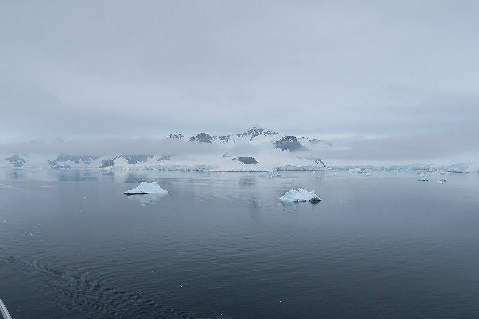 Antarctique : ainsi fond, fond, fond…
