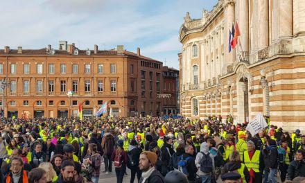Toulouse : l'acte XII des Gilets jaunes sera la première manifestation déclarée