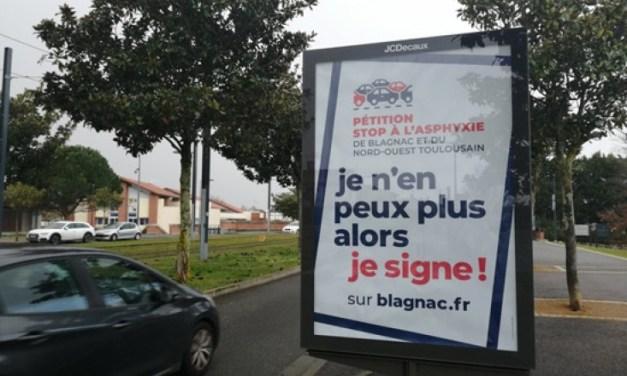 Pétition anti-bouchons : le maire de Blagnac répond