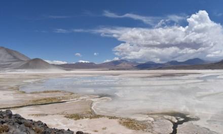 Le désert le plus aride du monde inondé