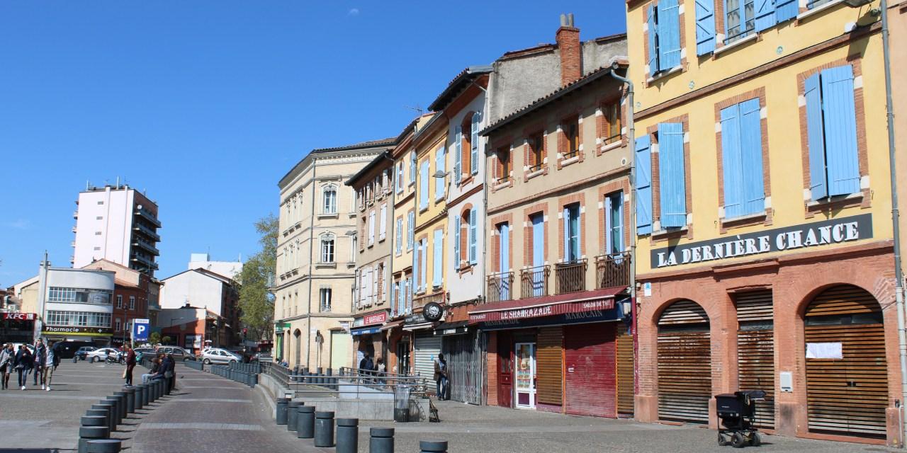 Arnaud Bernard, un quartier en mutation