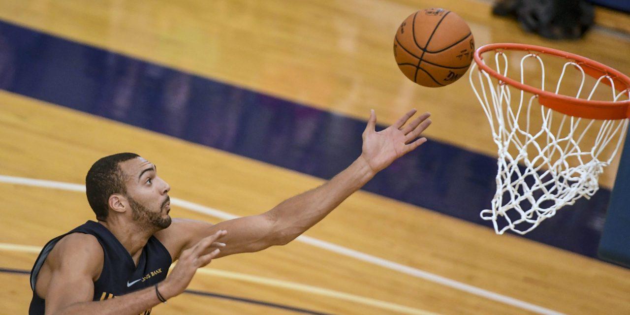 NBA : Rudy Gobert est un All-Star !