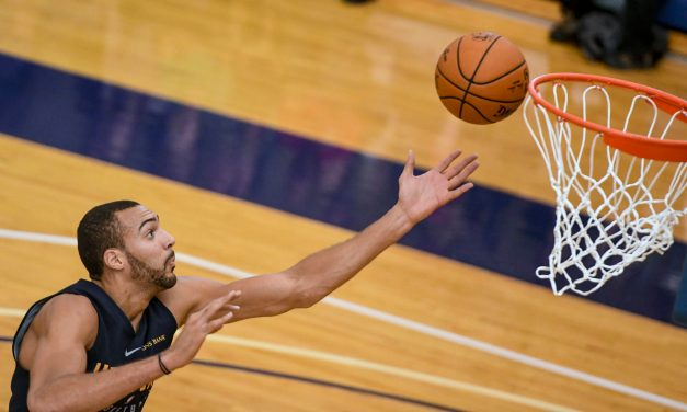 NBA : Rudy Gobert est un All-Star !