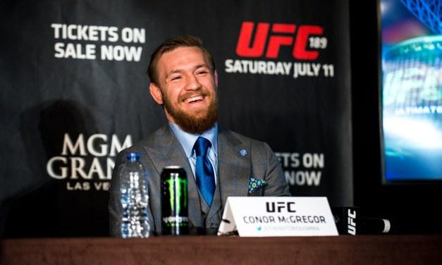 UFC : Conor McGregor s'offre un carnage de 40 secondes pour son retour