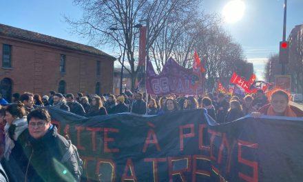 Direct : Manifestation du 14 janvier