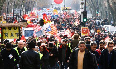 Grève contre la réforme des retraites : de nouvelles actions à la mi-janvier