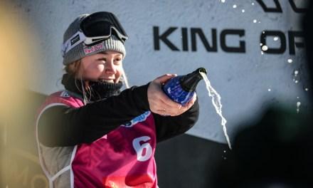 Coupe du monde de slopestyle : la française sacrée championne !