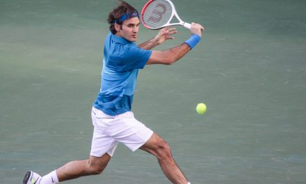 Roger Federer, 38 ans et toutes ses dents