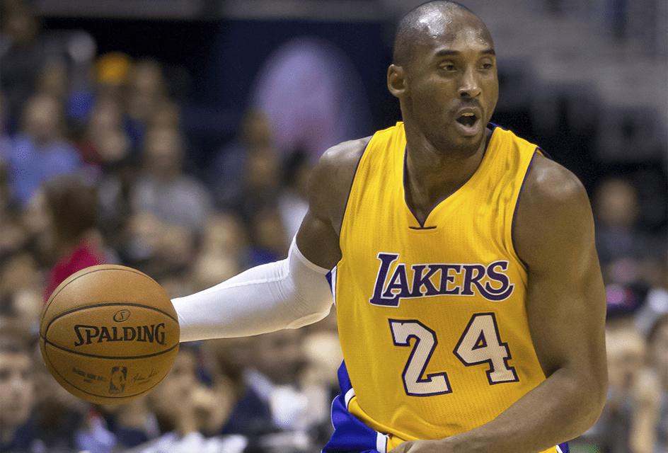 Le basket perd sa superstar Kobe Bryant