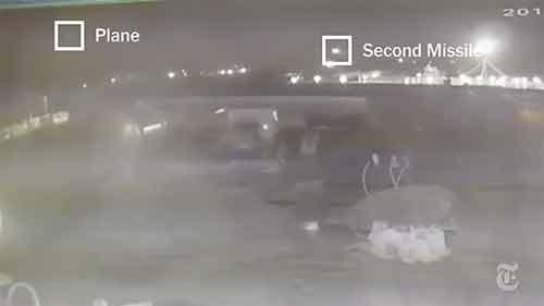 Boeing abattu en Iran : un deuxième missile aurait touché l'avion
