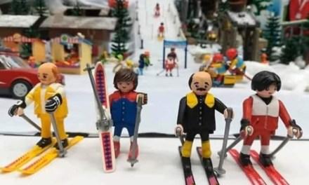 Une artiste a créé des figurines Playmobil à l'effigie des «Bronzés font du ski»
