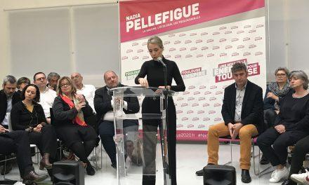 Municipales 2020 : les mesures vertes de Nadia Pellefigue à Toulouse
