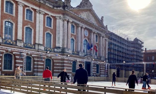 Écologie : la patinoire de la place du Capitole au cœur des débats des Municipales