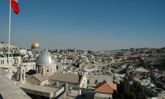 Jérusalem : 14 blessés dans une attaque à la voiture bélier