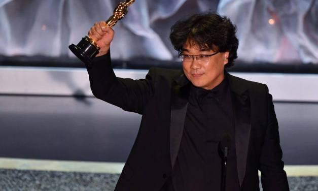 Les Oscars parasités