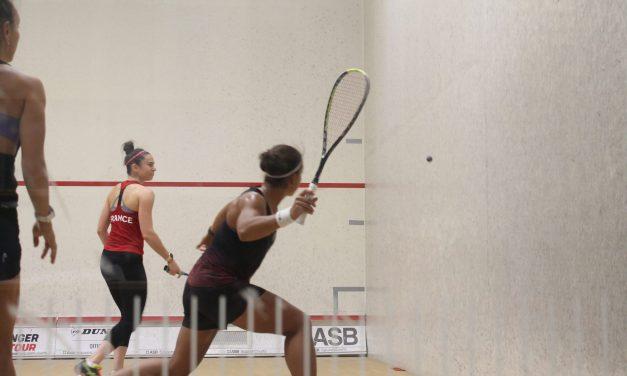 Le squash professionnel : l'exigence au plus haut-niveau