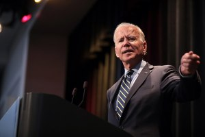 Joe Biden prête serment ce mercredi 20 janvier à Washington. Crédit : CC-BY-SA 2.0/Gage Skidmore