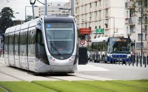 À Toulouse, 42,6% des usagers utilisent moins les transports en commun qu'avant. Crédit : Tisseo